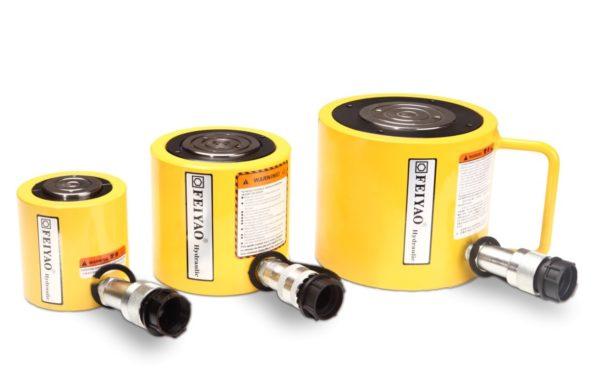 Flat-Jack-30t-Hydraulic-Cylinders-Jack-RAM-FY-RSM-